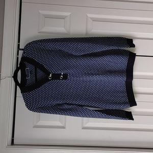Karen Scott 100% Cotton Sweater Size M
